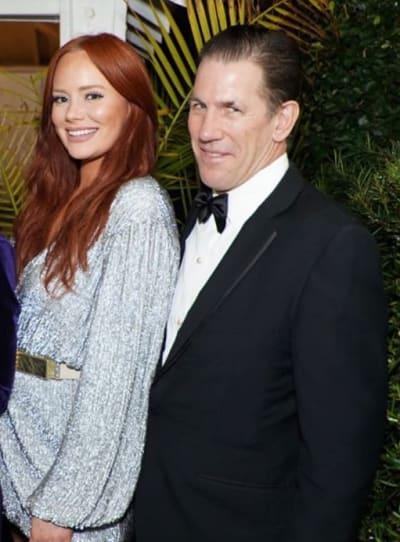 Kathryn Dennis and Thomas Ravenel in 2020