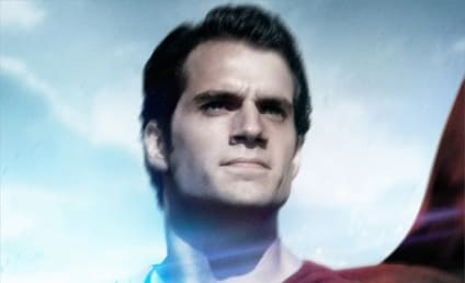 Man of Steel Character Posters: Superman, Jor-El, and Zod