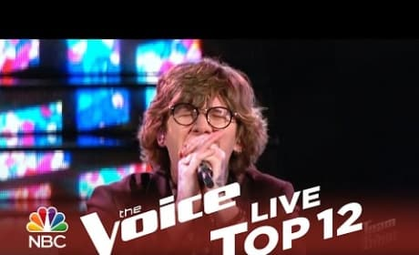 Matt McAndrew - Take Me to Church (The Voice Top 12)