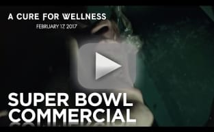 A Cure for Wellness Super Bowl Teaser