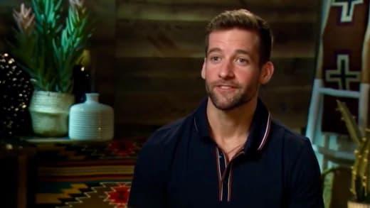 Connor Brennan on The Bachelorette