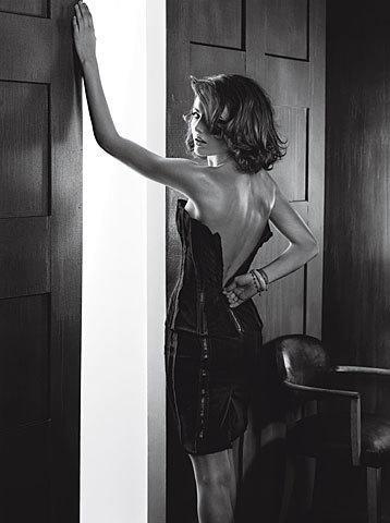 Camilla Belle, Unzipped