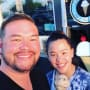Jon Gosselin and Hannah Gosselin Get Ice Cream