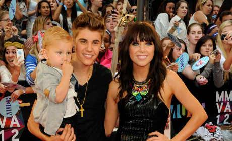 Justin Bieber, Brother